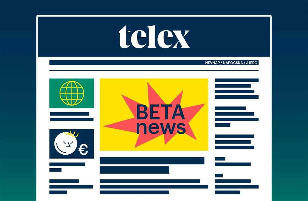 Elindult a Telex, rögtön megrohamozták az oldalt - Liner.hu