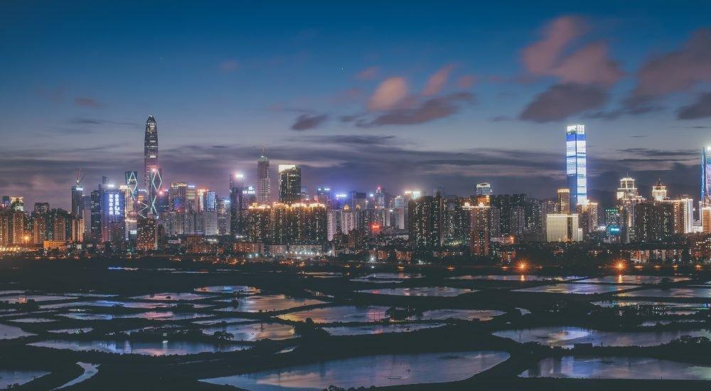 dülöngélni kezdett az egyik legmagasabb kínai felhőkarcoló - krónika